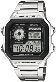 CASIO 卡西歐 Collection AE-1200WH 男士手表