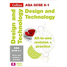 AQA GCSE 9-1 Design & Technology All-in-One Complete Revision and Practice: For the 2020 Autumn & 2021 Summer Exams (Collins GCSE Grade 9-1 Revision) (English Edition)
