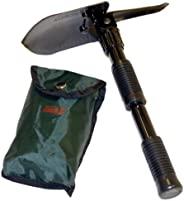 Coleman 折叠铲子和拨片,黑色,16.25英寸(约 41.3 厘米)