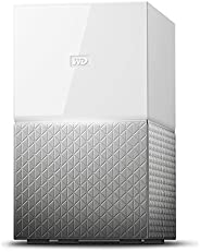 Western Digital 西部数据 WD 16TB My Cloud Home Duo 个人云存储-WDBMUT0160JWT-NESN