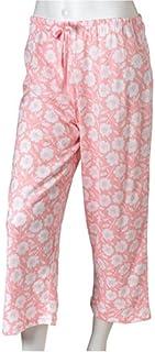 Nautica 女士短款花纹针织裤