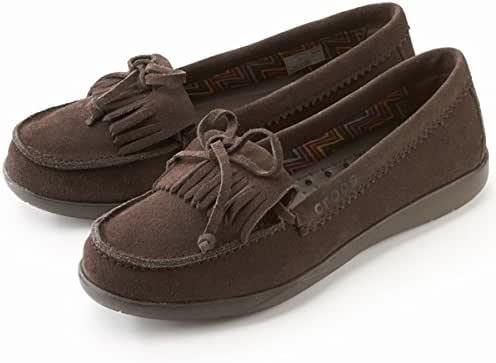 crocs 14697 Adela 女士麂皮软帮鞋