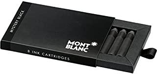 Mont Blanc 墨盒,神秘黑色 (105191)