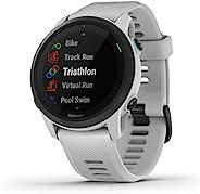 Garmin 佳明 Forerunner 745 GPS 跑步手表,详细训练统计数据和设备锻炼,基本智能手表功能,Whitestone