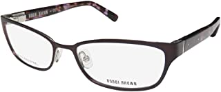 Bobbi Brown The Liv 0JFW Plum/Havana Plum 眼镜