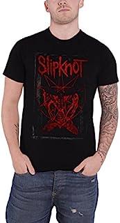Slipknot 男式 Dead Effect T 恤