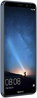 Huawei 774281 Mate 10 Lite Smartphone (64GB 内存 16MP 照相机, Andorid 7.1 (Nougat)) Aurora 蓝色