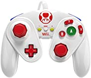 PDP Wired Fight Pad for Wii U - Toad 多种颜色