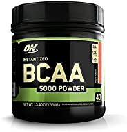 OPTIMUM NUTRITION Instantized BCAA Branched Chain Essential Amino Acids Powder, 5000mg, Flavor: Fruit Punch, 4