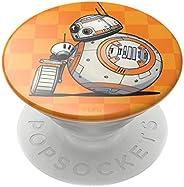 PopSockets PopGrip:手机和平板电脑可更换手柄 - 星球大战 - BB-8 &