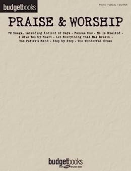 """Praise & Worship Songbook: Budget Books (English Edition)"",作者:[Hal Leonard Corp.]"