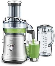 Sage Appliances SAGE SJE530 the Nutri Juicer Cold Plus,榨汁机,拉丝不锈钢。