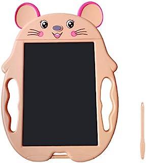 LCD 书写平板电脑 9 英寸(约 22.9 厘米)绘图垫,彩色屏幕涂鸦板电子绘图板儿童*学习儿童玩具礼品