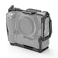 SMALLRIG BMPCC 4K 和 6K 笼子适用于 Blackmagic Design 袖珍影院相机 4K 和 6K 带电池手柄 - 2765