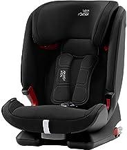Britax 宝得适 RömerADVANSAFIX Z-LINE儿童汽车安全座椅 Group 1/2/3(9-36 kg),黑色