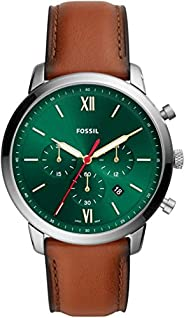 Fossil 手表 NEUTRA CHRONO FS5735 男士 棕色