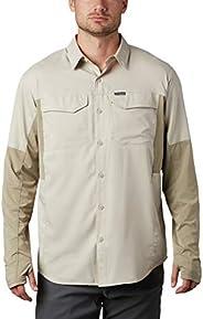 Columbia 哥伦比亚 男式 Silver Ridge Lite Hybrid 衬衫 吸湿排汗