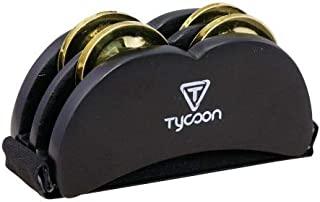 TYCOON:脚掌铃与明亮黄铜拼接