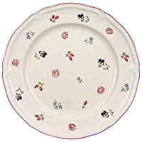 Villeroy & Boch 德國唯寶 小花小吃盤 優質搪瓷