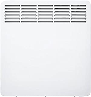 Stiebel Eltron 236524 CNS 50 TREND 壁式对流散热器 500 W 适用于面积约5 平方米 防冻保护 周计时器 开窗识别功能 LC 显示屏 白色 Alpineweiß 1000 W