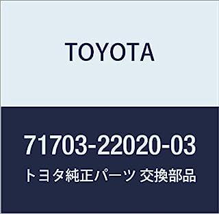 TOYOTA 71703-22020-03 座套 紧固件副组装