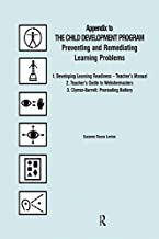 The Child Development Program: Preventing and Remediating Learning Problems (English Edition)