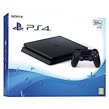 SONY PlayStation 4500GB–黑色