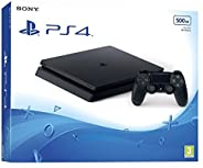 Sony 索尼 PlayStation 4 500GB手柄 黑色
