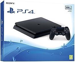 Sony 索尼 PlayStation 4 500GB 游戏机 - 黑色
