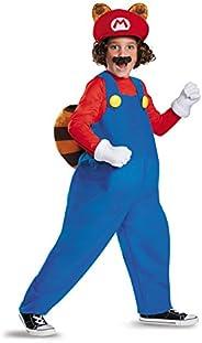 disguise Mario 浣熊豪华超级马里奥兄弟 nintendo 服装