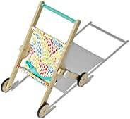 Lovevery The Buddy 婴儿车 — 木制玩具娃娃婴儿车,适合过家家游戏