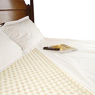 Ability Superstore 床垫垫,适用于单人床,198 x 90厘米