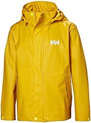Helly Hansen Juniors Moss 青少年和儿童 大衣夹克 防雨