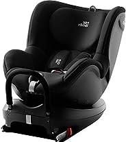 Britax 宝得适 Römer Reboarder 儿童汽车安全椅 适用于0-4岁儿童 0-18kg,DUALFIX 2 R 可旋转式汽车椅 Isofix组别0+/1,宇宙黑