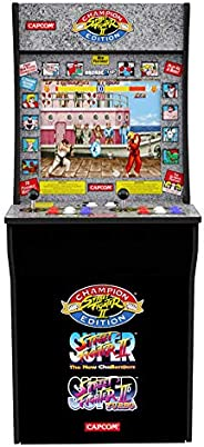 Arcade1UP 街头霸王 II: Champion Edition, 街头霸王 II: 新挑战者, 街头霸王 II: Turbo