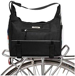 Po Campo Bags 自行车配件 – Chelsea 自行车行李袋 – 自行车架袋 – 防水后机架货运自行车袋 – 自行车后备箱包