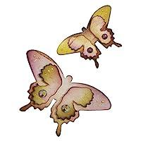 Sizzix Bigz Die Mariposa Prima Marketing Inc. 制造,多色