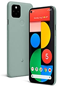 Google Pixel 5-5G Android Phone - Water Resistant - Unlocked Smartphone with Night Sight and Ultrawide Lens -