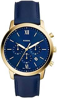 [Fossil] 手表 NEUTRA CHRONO FS5790 男款 蓝色
