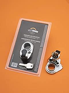 Velo Guard 中性 - 成人方向盘锁,银色,1 18英寸