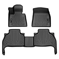 MAXLINER 定制地垫 2 行衬垫套装 黑色 适用于 2019 宝马 X5