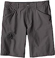 Patagonia M 'S Quandary 10 英寸,短裤 造型 灰