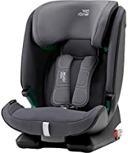 Britax Römer 宝得适 ADVANSAFIX M 儿童汽车安全座椅 适用于15个月-12岁儿童/76 - 150cm i型Isofix汽车锁,风暴灰