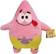 海绵宝宝 SquarePants - 12 英寸(约 30.5 厘米)毛绒玩具 - 帕特里克抱