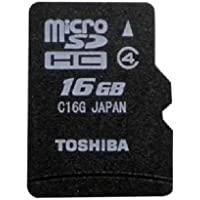TOSHIBA 东芝16G TF(microSDHC) 存储卡(Class4)