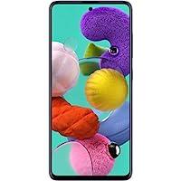 三星 Galaxy A51 GSM 解锁版A515F/DS  128GB + 64GB SD + Case Bundle