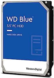Western Digital 硬盘驱动器 HDD 机械硬盘 6TB WD Blue PC 3.5英寸 内置HDD WD60EZAZ-EC