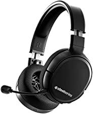 SteelSeries 赛睿 Arctis 1无线游戏耳机 USB-C无线 可拆卸透明麦克风 适用于PC、PS4、Nintendo Switch、Android
