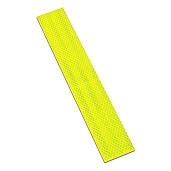 3M 983-23 5.08cm X 30.48cm-10 963-32 柔性棱镜显眼标记,5.08cm 宽,30.48cm 长,红色/白色(10 件装)