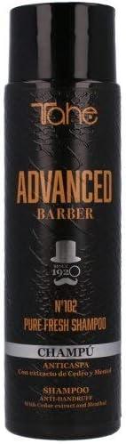 Tahe Advanced Barber Nein.102 纯新鲜去头屑洗发水 300 毫升